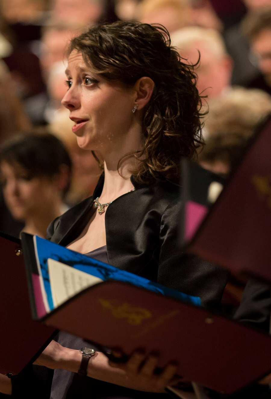 Stroud Choral Society concert, Bath Abbey